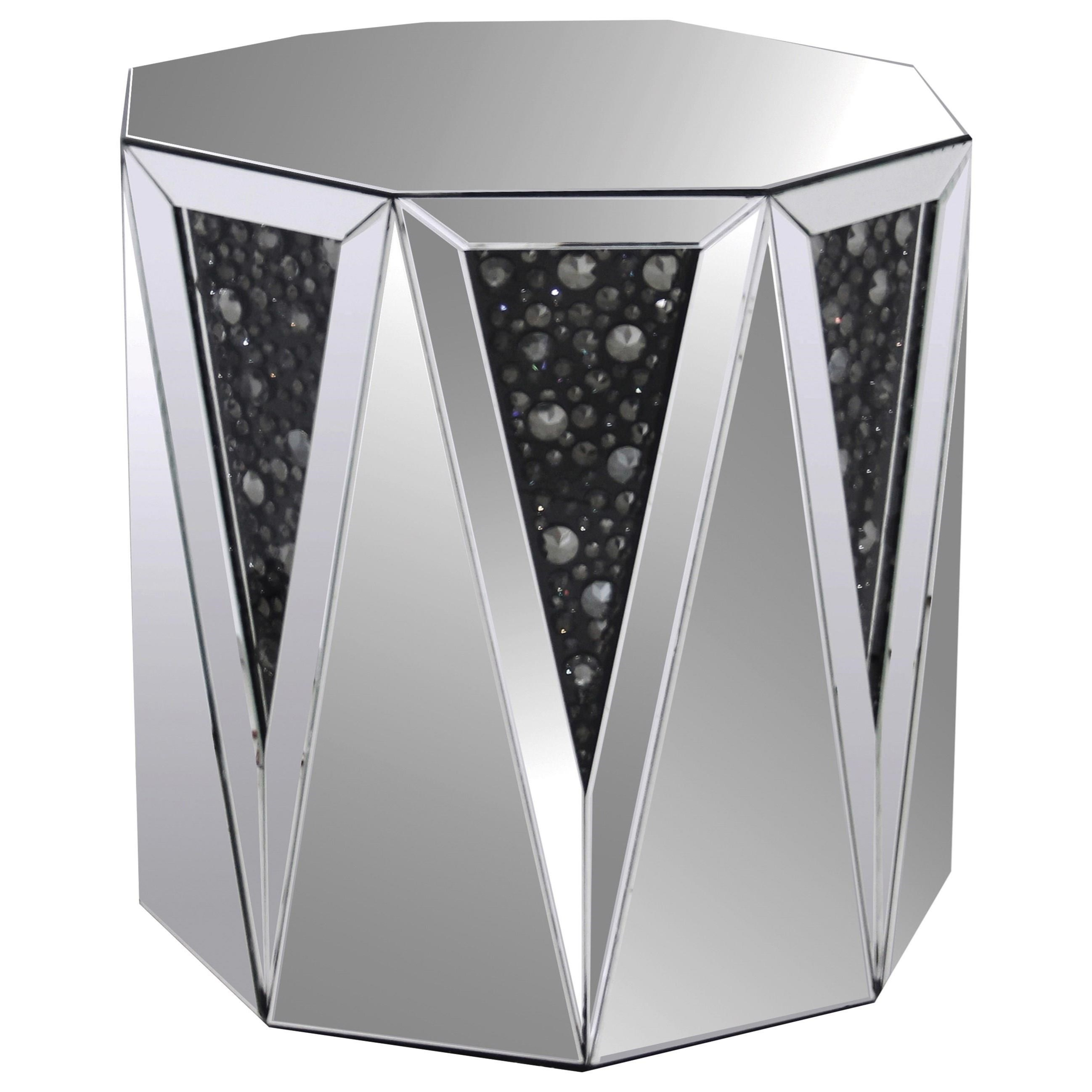 Noor End Table by Acme Furniture at Carolina Direct