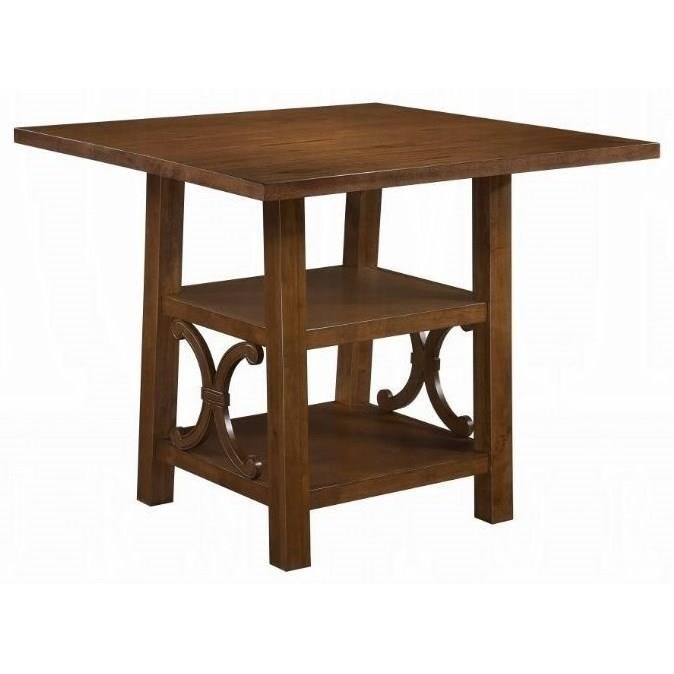 Norabel Counter Height Table by Acme Furniture at Carolina Direct