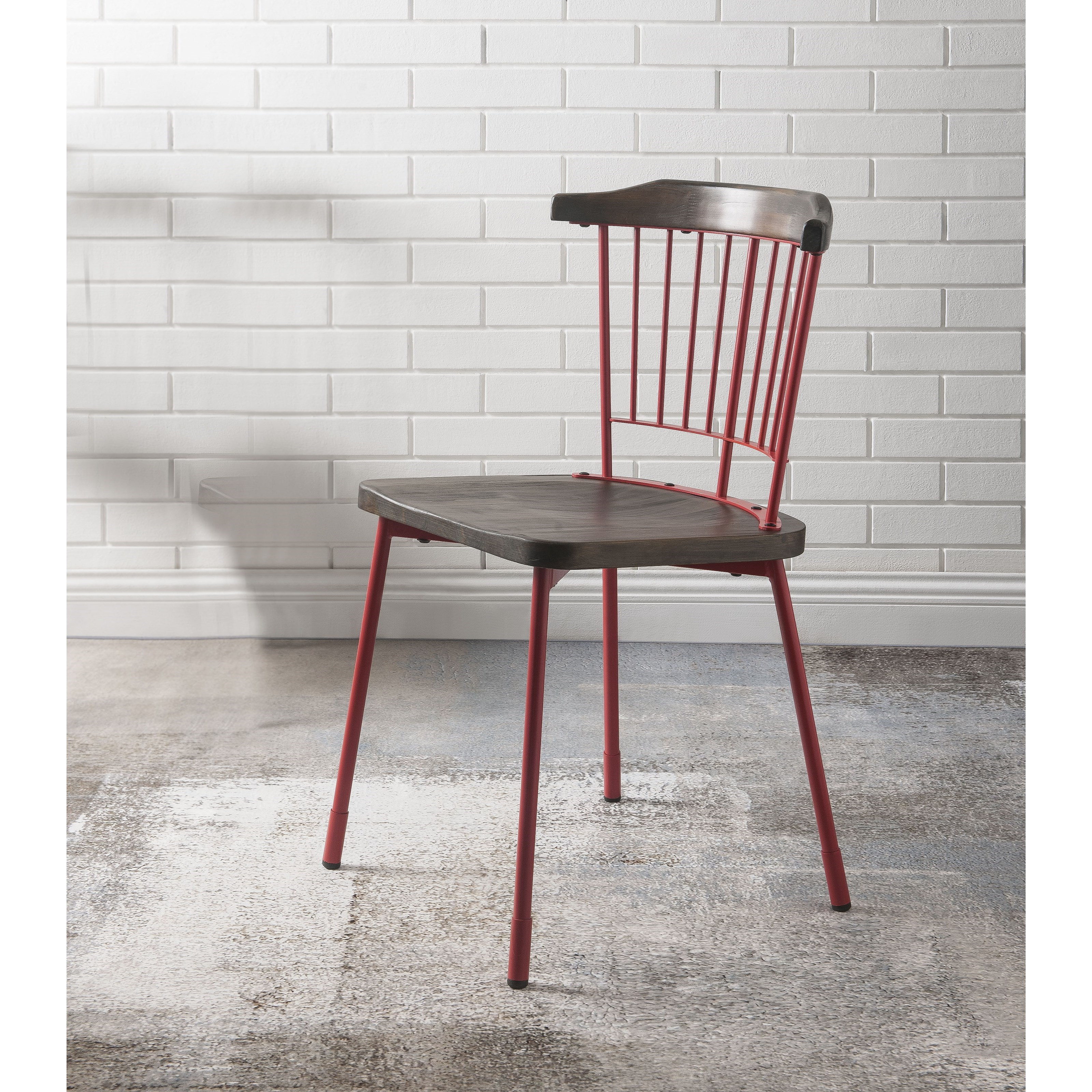 Orien Dining Side Chair 2-Pack by Acme Furniture at Carolina Direct