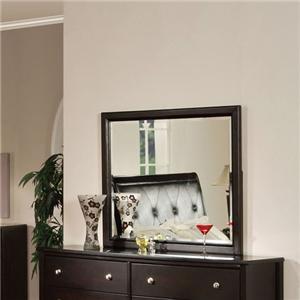 Acme Furniture Oxford Dresser-top Mirror