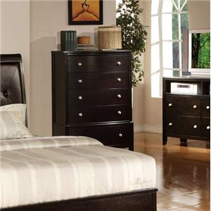 Acme Furniture Oxford Chest of Drawers