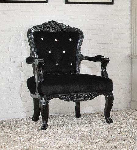 Pascal  Accent Chair by Acme Furniture at Del Sol Furniture