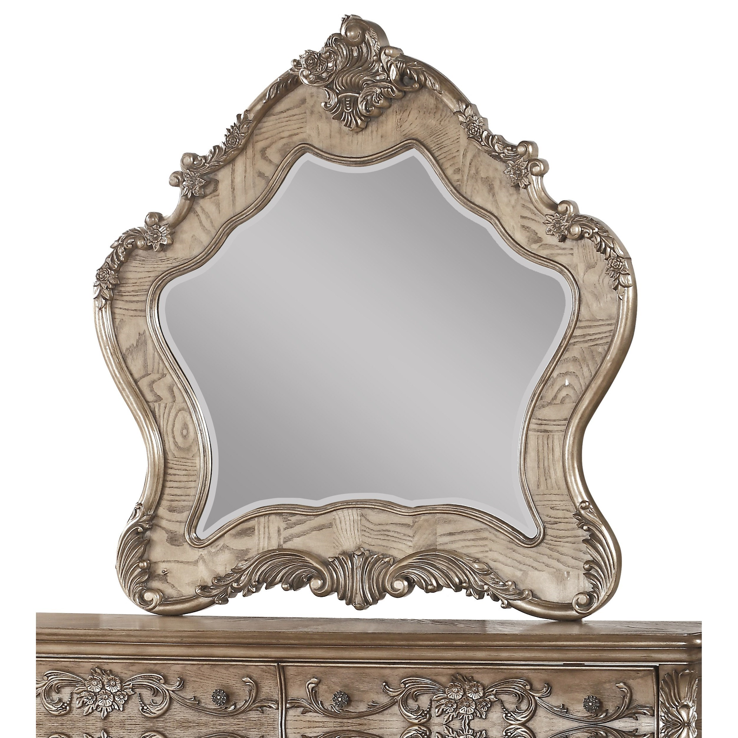 Ragenardus Mirror by Acme Furniture at Carolina Direct