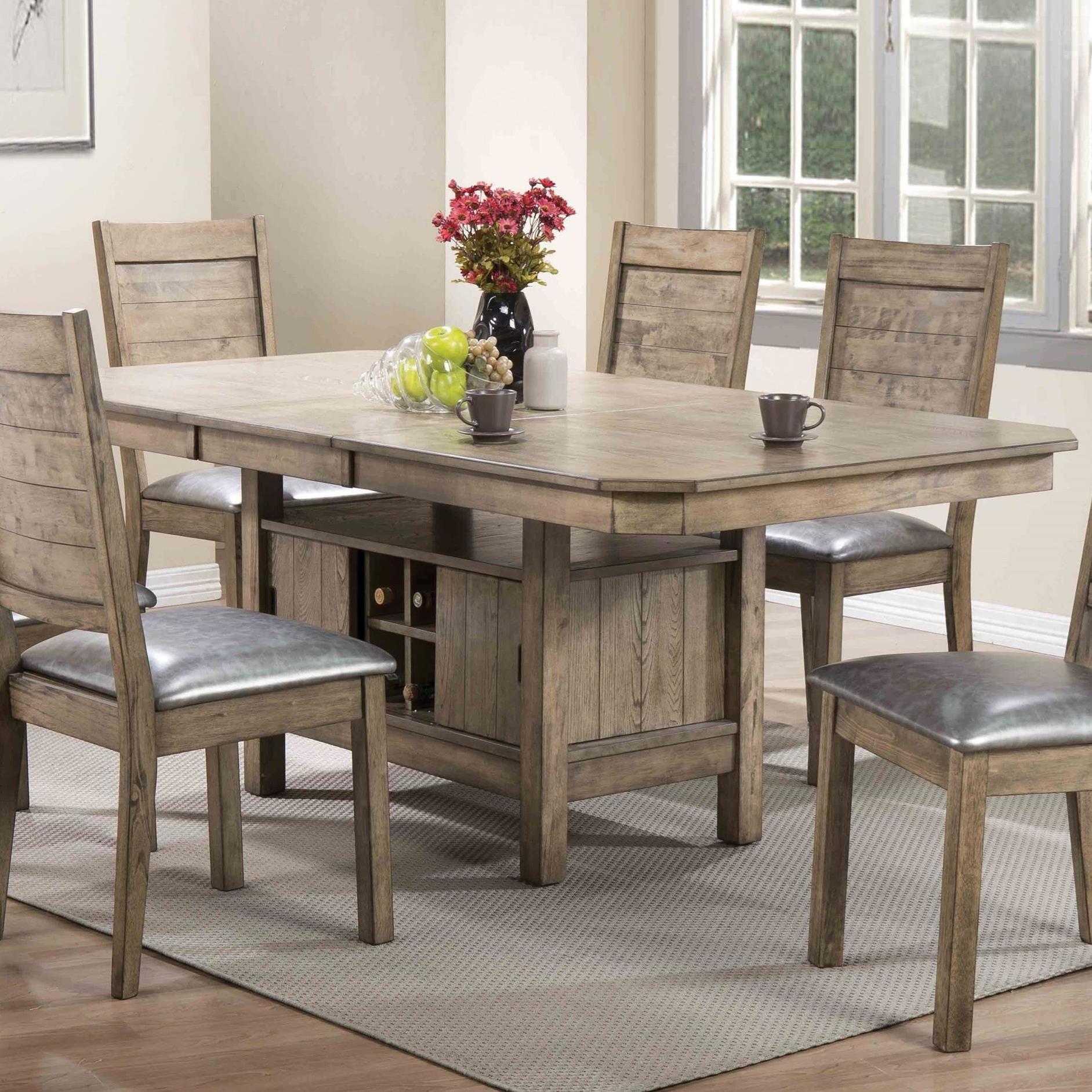 Ramona Dining Table by Acme Furniture at Carolina Direct