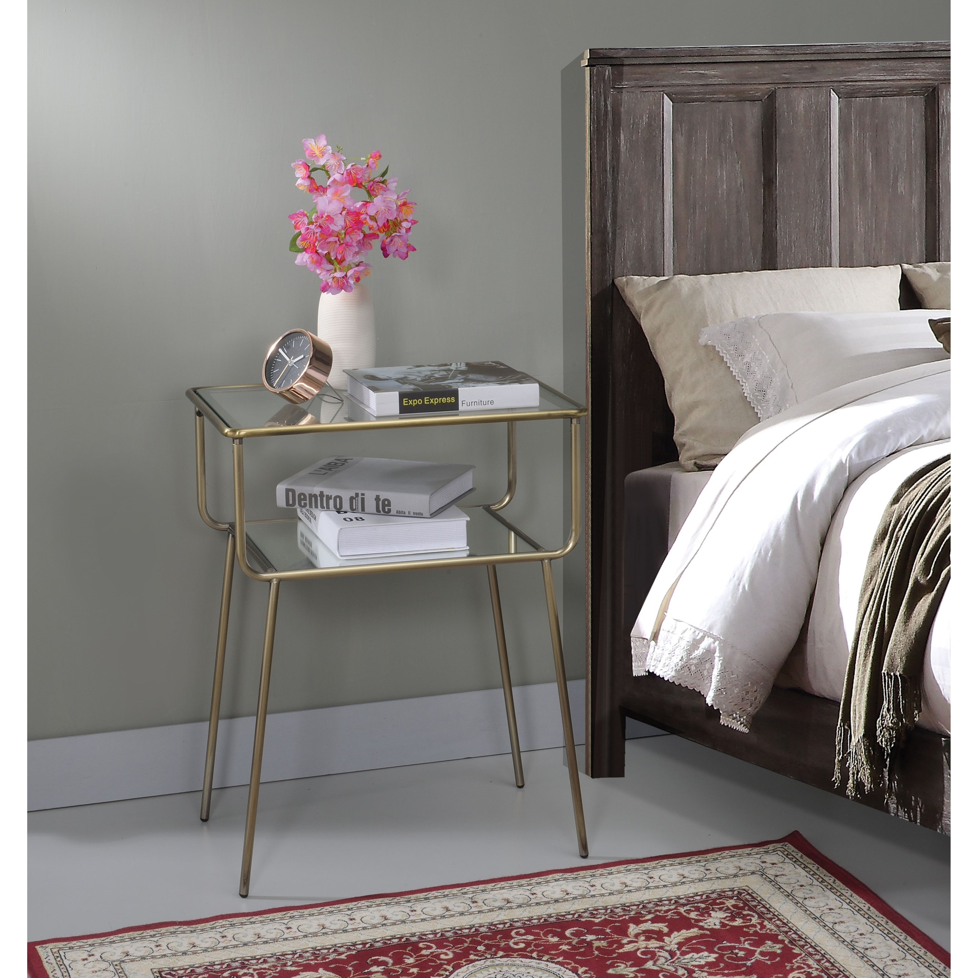 Rhodie End Table by Acme Furniture at Carolina Direct