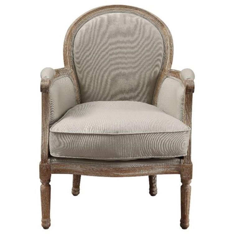 Ruby Accent Chair by Acme Furniture at Nassau Furniture and Mattress