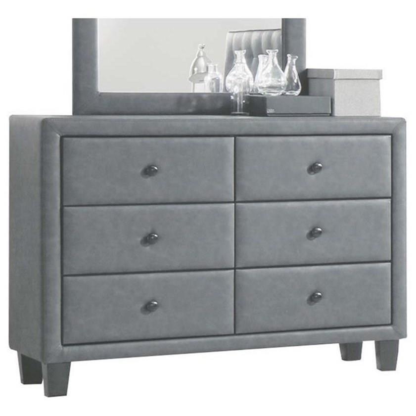 Saveria Dresser by Acme Furniture at Carolina Direct