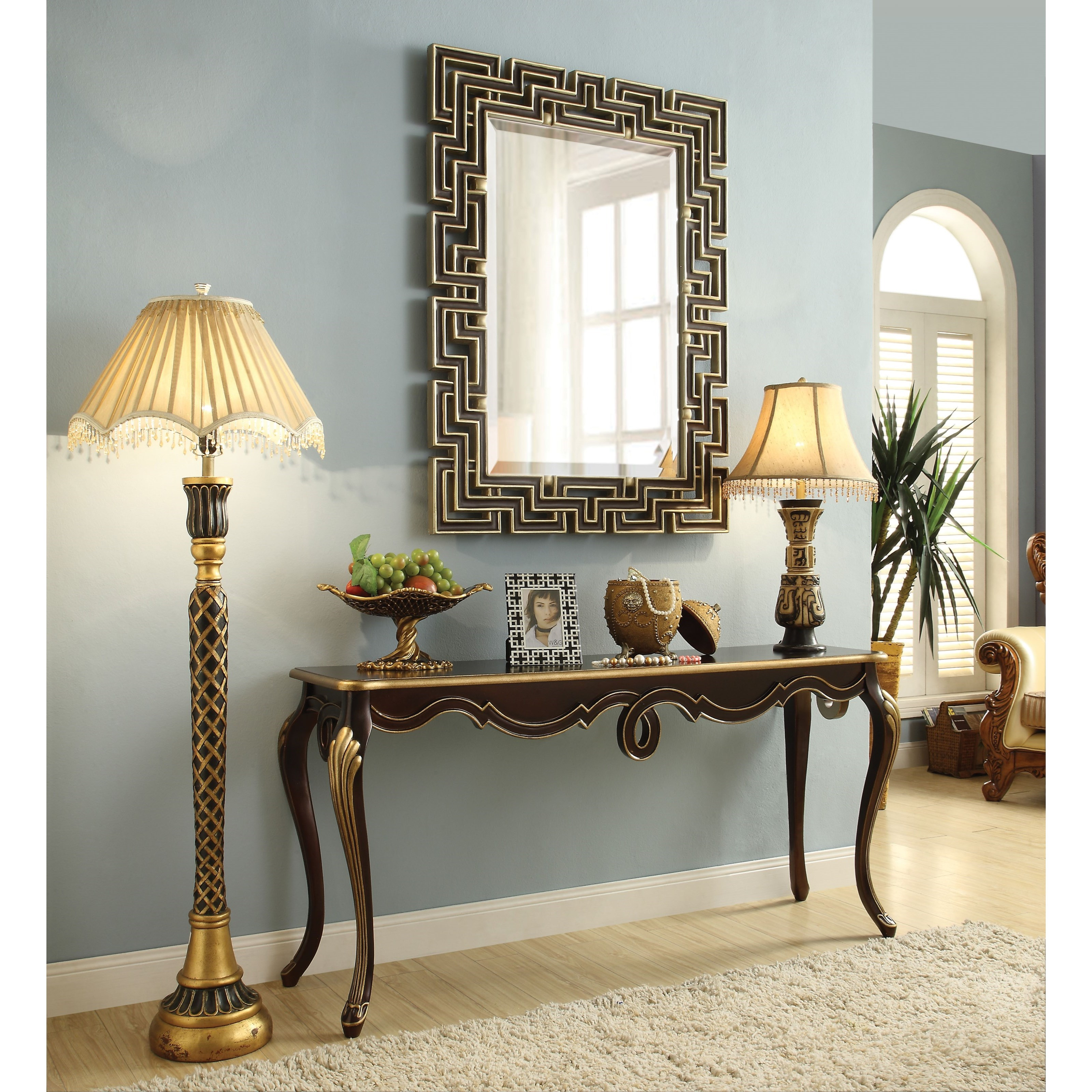 Shiloh Console Table by Acme Furniture at Carolina Direct