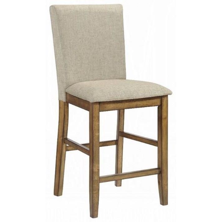 Shirina Counter Height Chair (Set-2) by Acme Furniture at Carolina Direct
