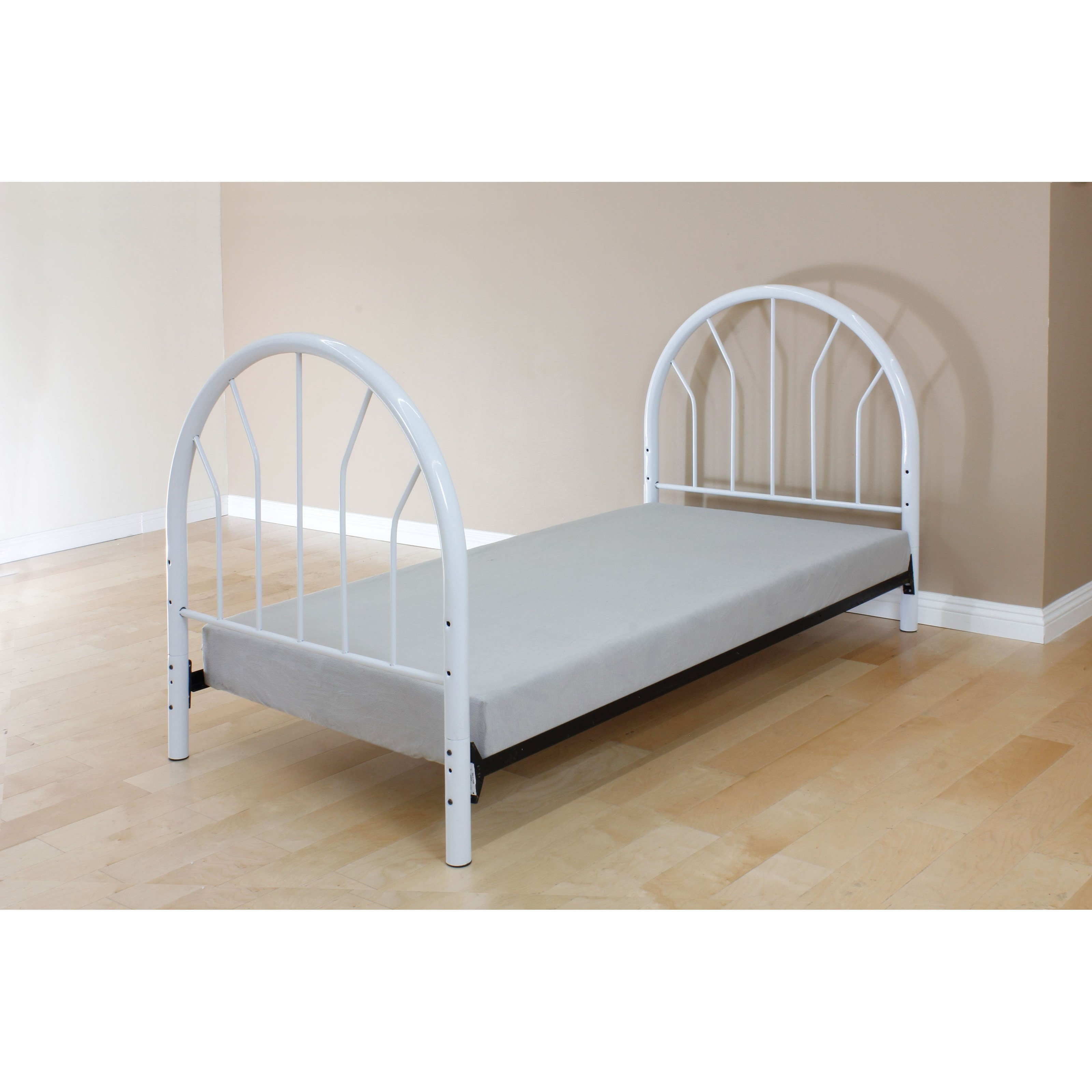 Silhouette Twin Bed (Headboard/Footboard Only) by Acme Furniture at Del Sol Furniture