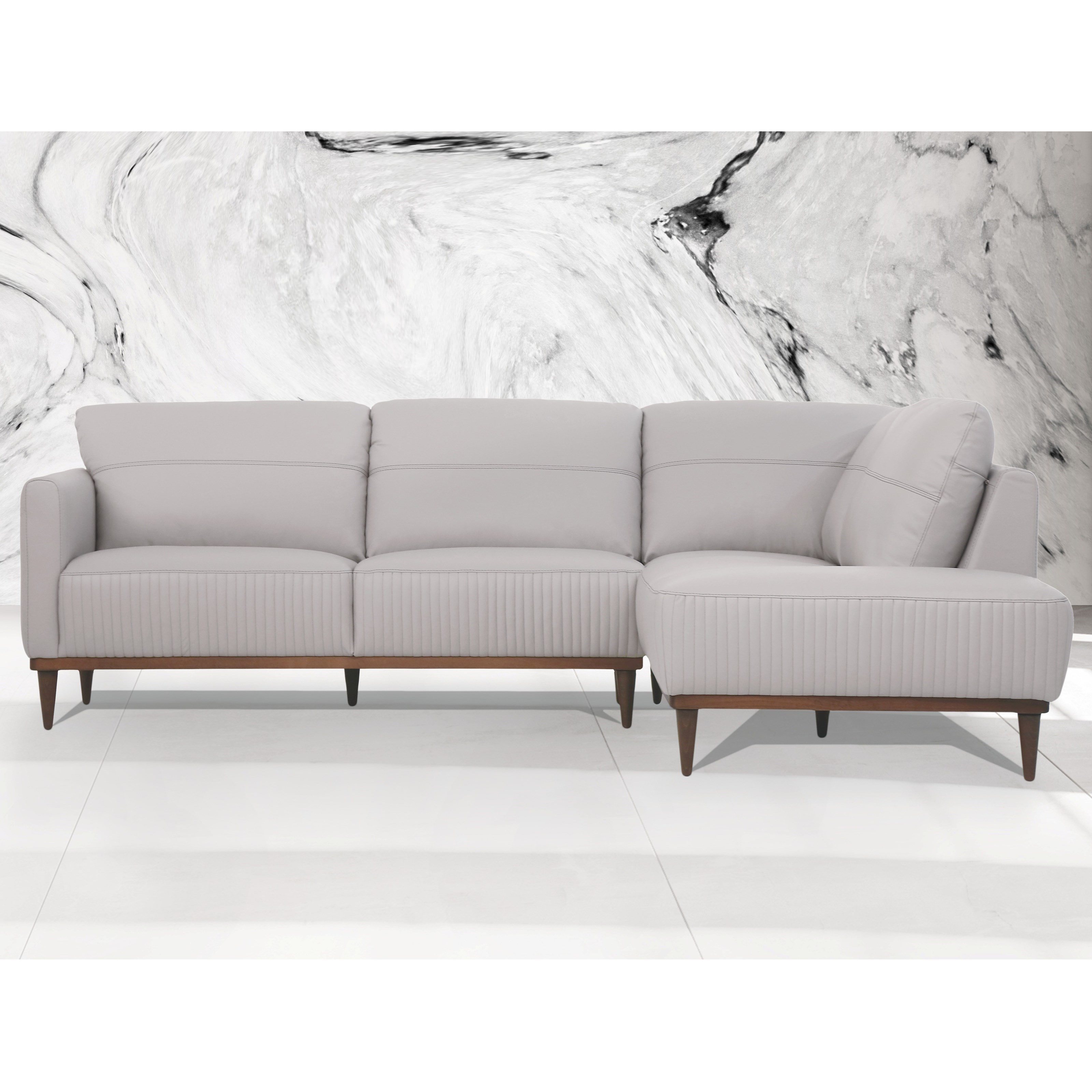 Tampa Sectional Sofa by Acme Furniture at A1 Furniture & Mattress