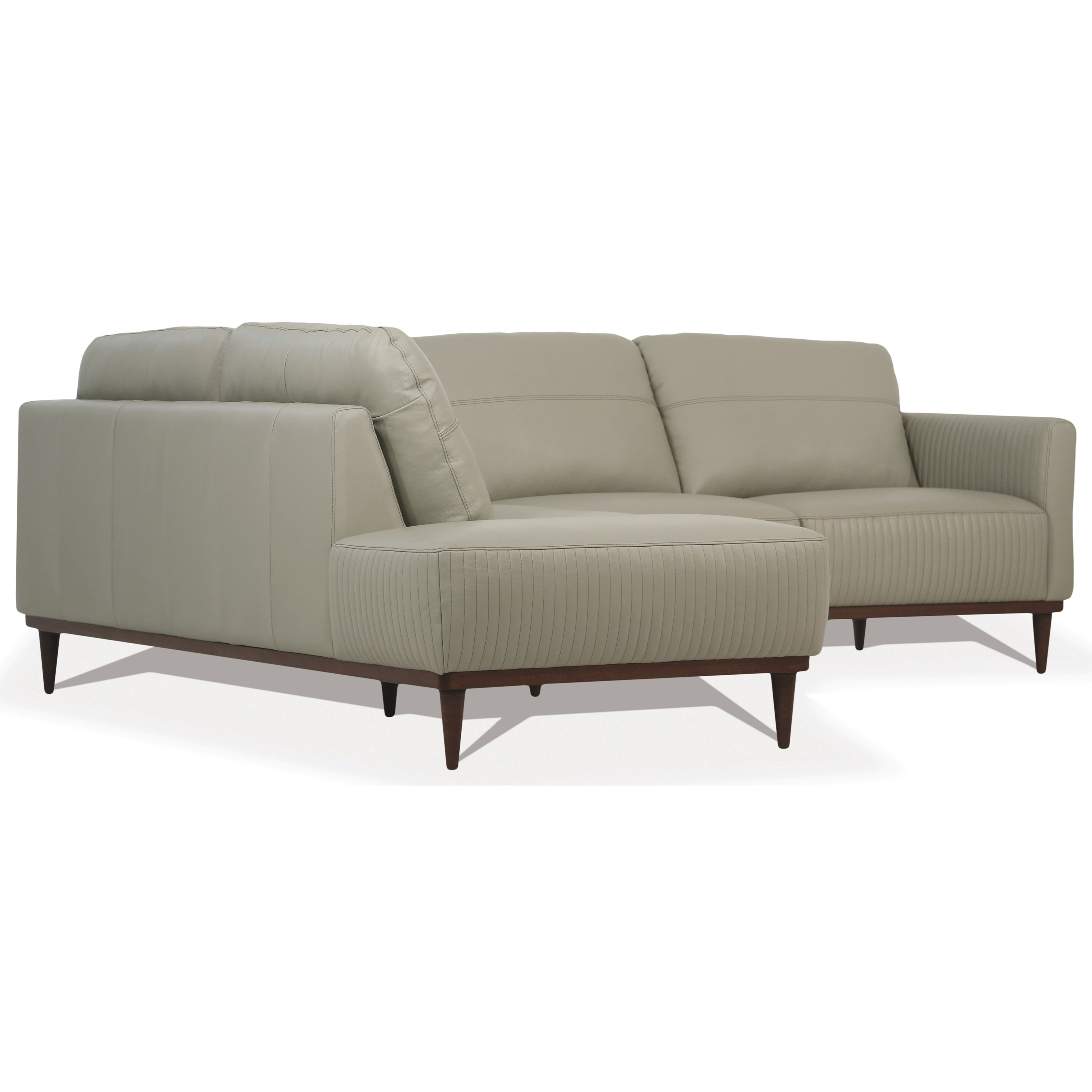 Tampa Sectional Sofa by Acme Furniture at Dream Home Interiors
