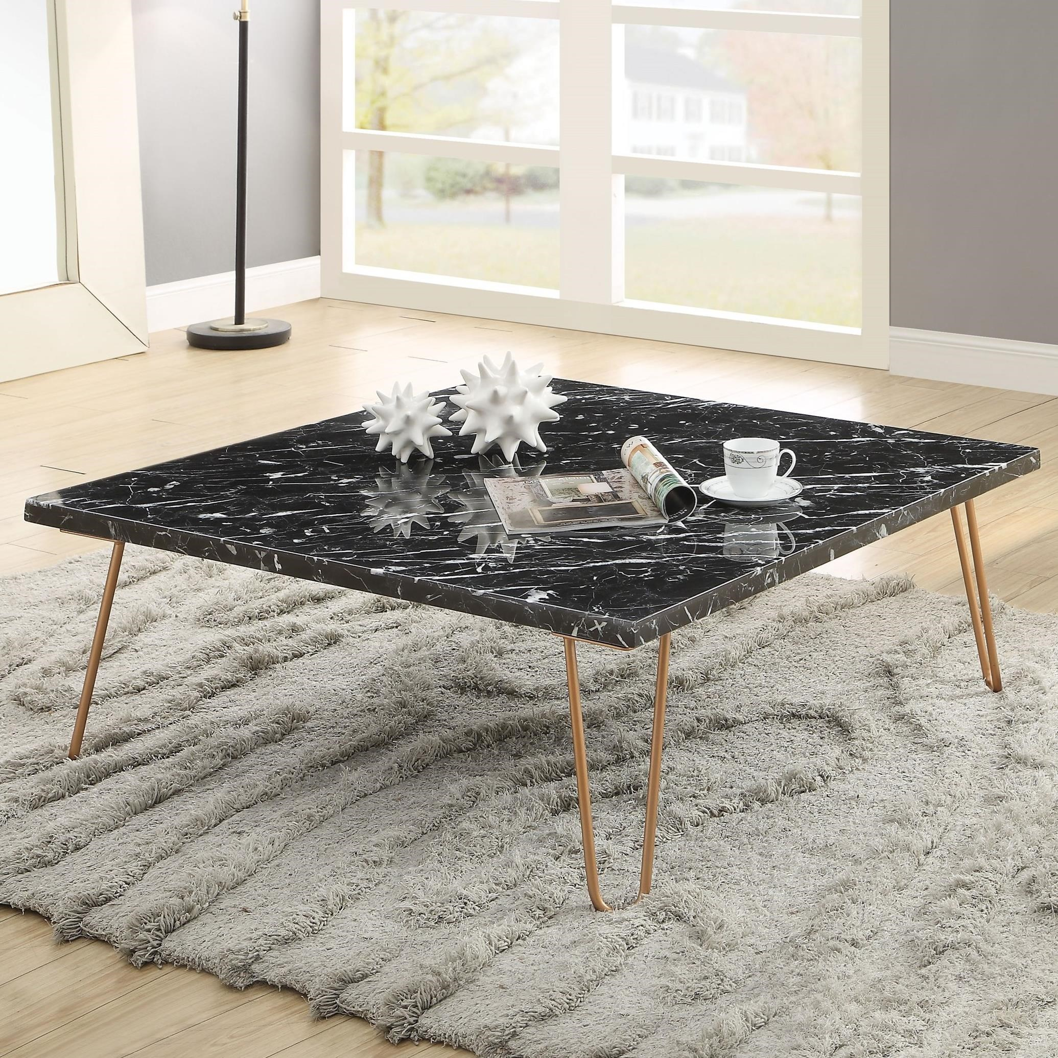 Telestis Coffee Table by Acme Furniture at A1 Furniture & Mattress