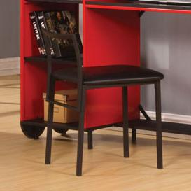 Black Youth Desk Chair