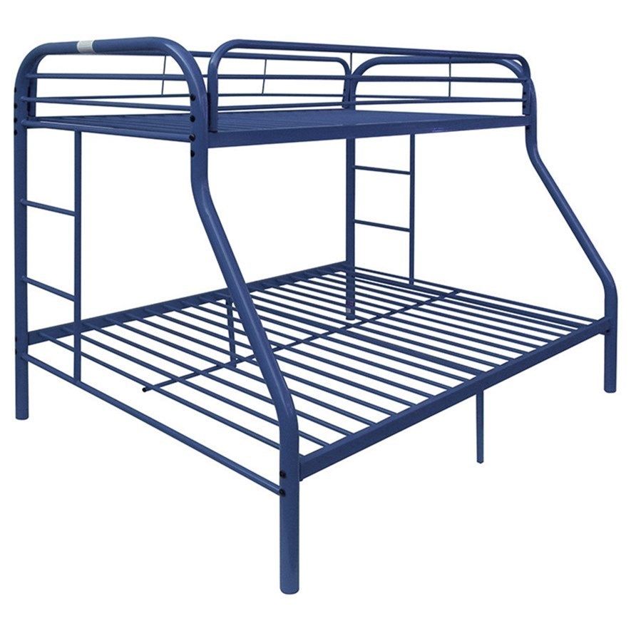 Tritan Bunk Bed (Twin XL/Queen) by Acme Furniture at Corner Furniture