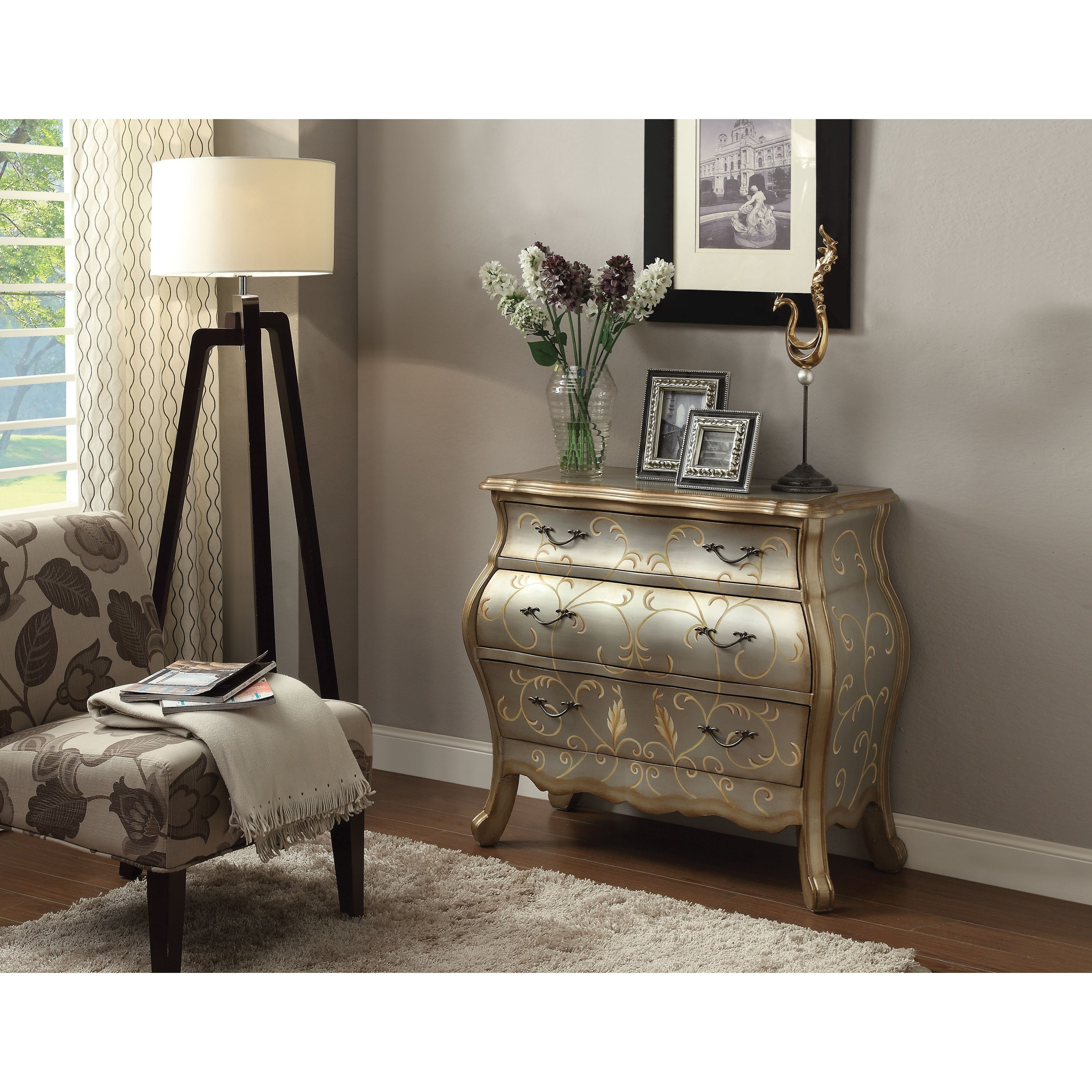Vanas Accent Chest by Acme Furniture at Carolina Direct
