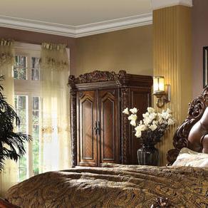 Acme Furniture Vendome TV Armoire