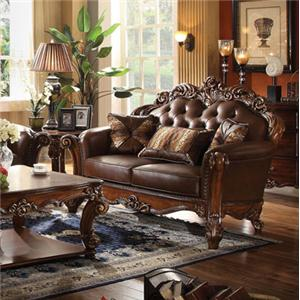 Acme Furniture Vendome Loveseat