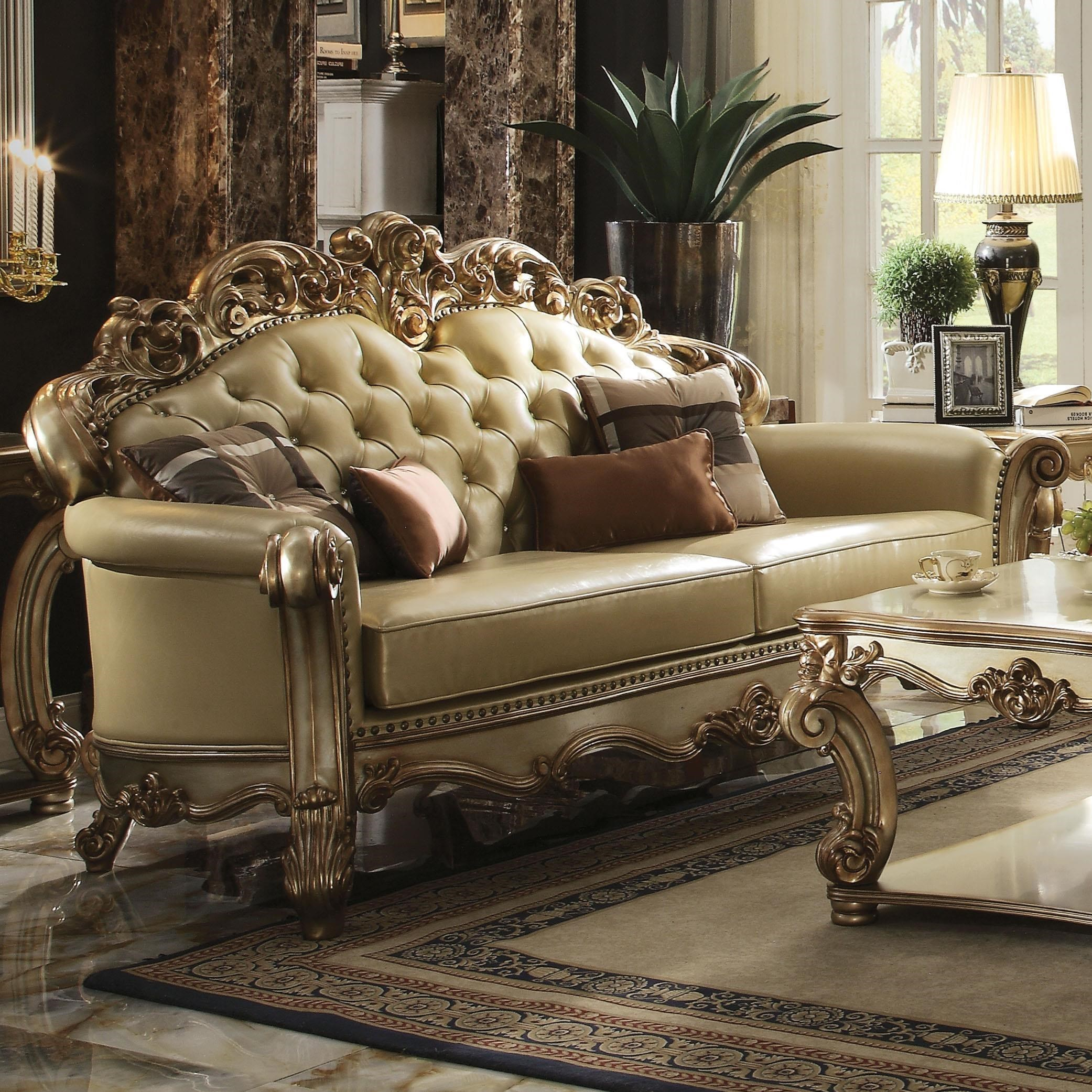 Vendome Sofa by Acme Furniture at Rooms for Less