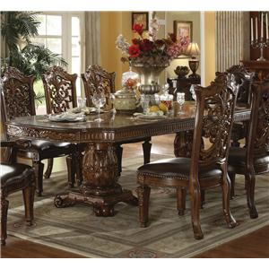 Traditional Formal Dining Table