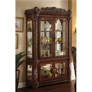 Acme Furniture Vendome Curio Cabinet
