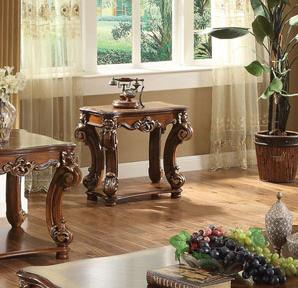 Acme Furniture Vendome Side Table