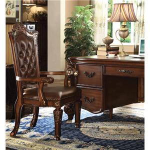 Acme Furniture Vendome Office Arm Chair