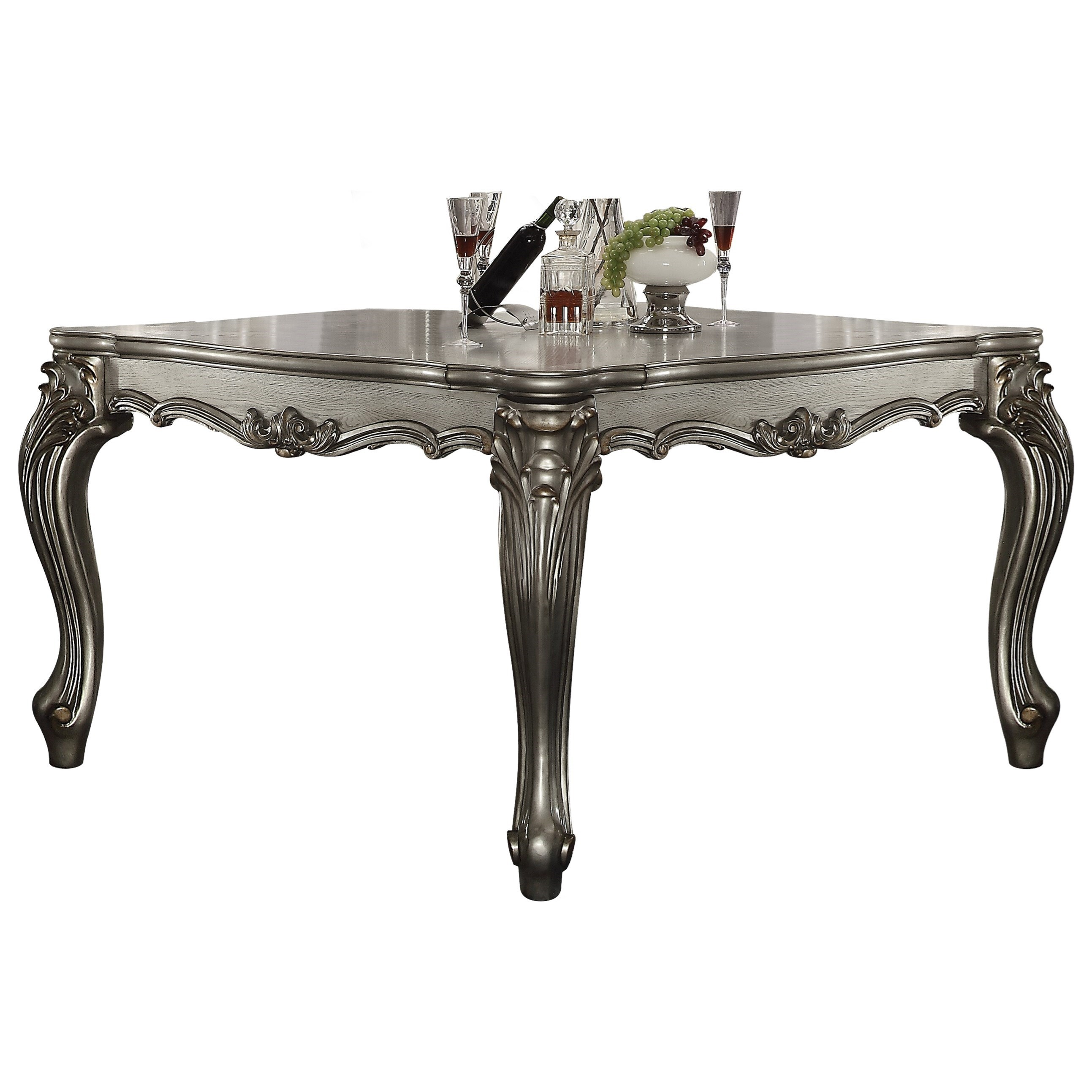 Versailles Counter Height Table by Acme Furniture at Carolina Direct
