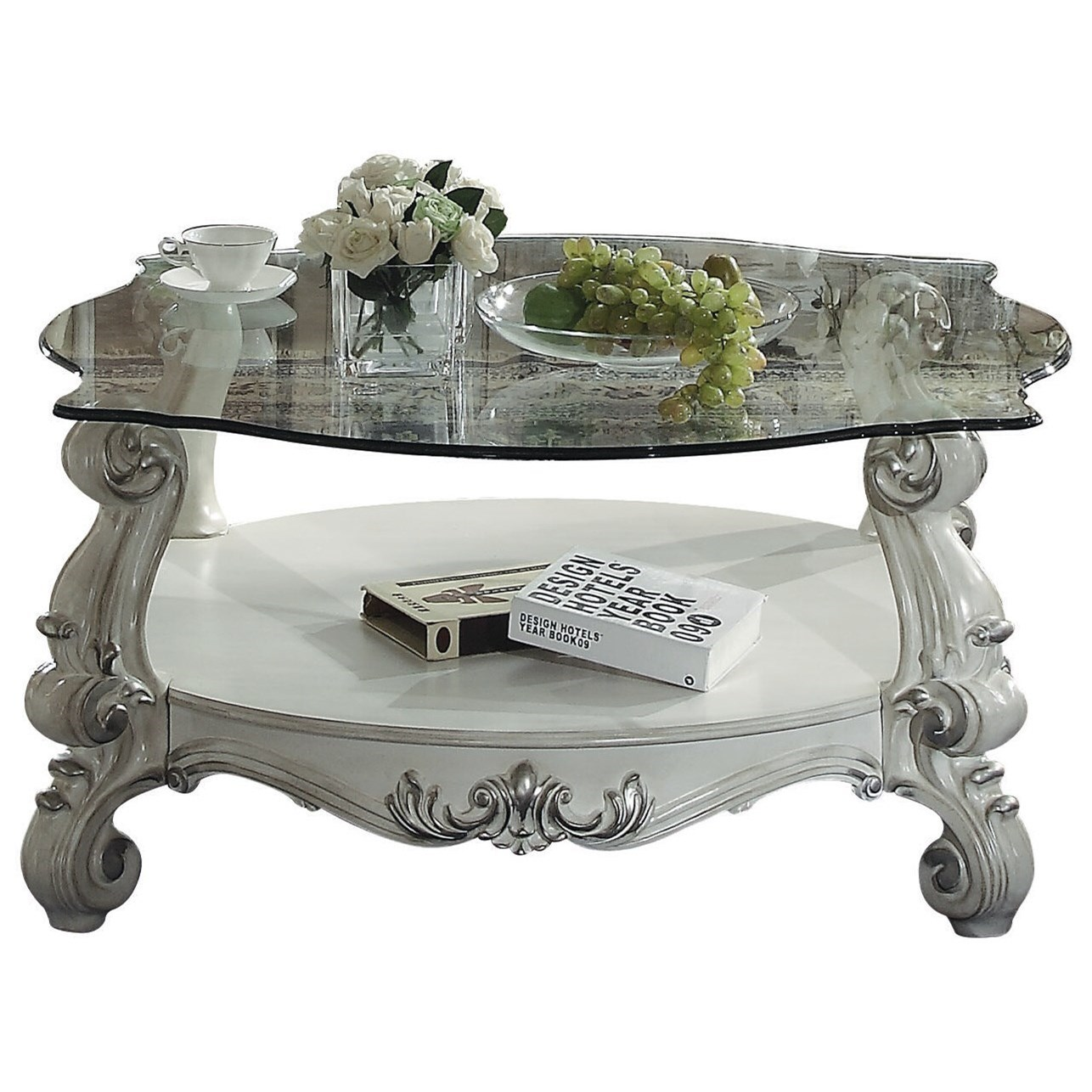 Versailles Coffee Table by Acme Furniture at Carolina Direct