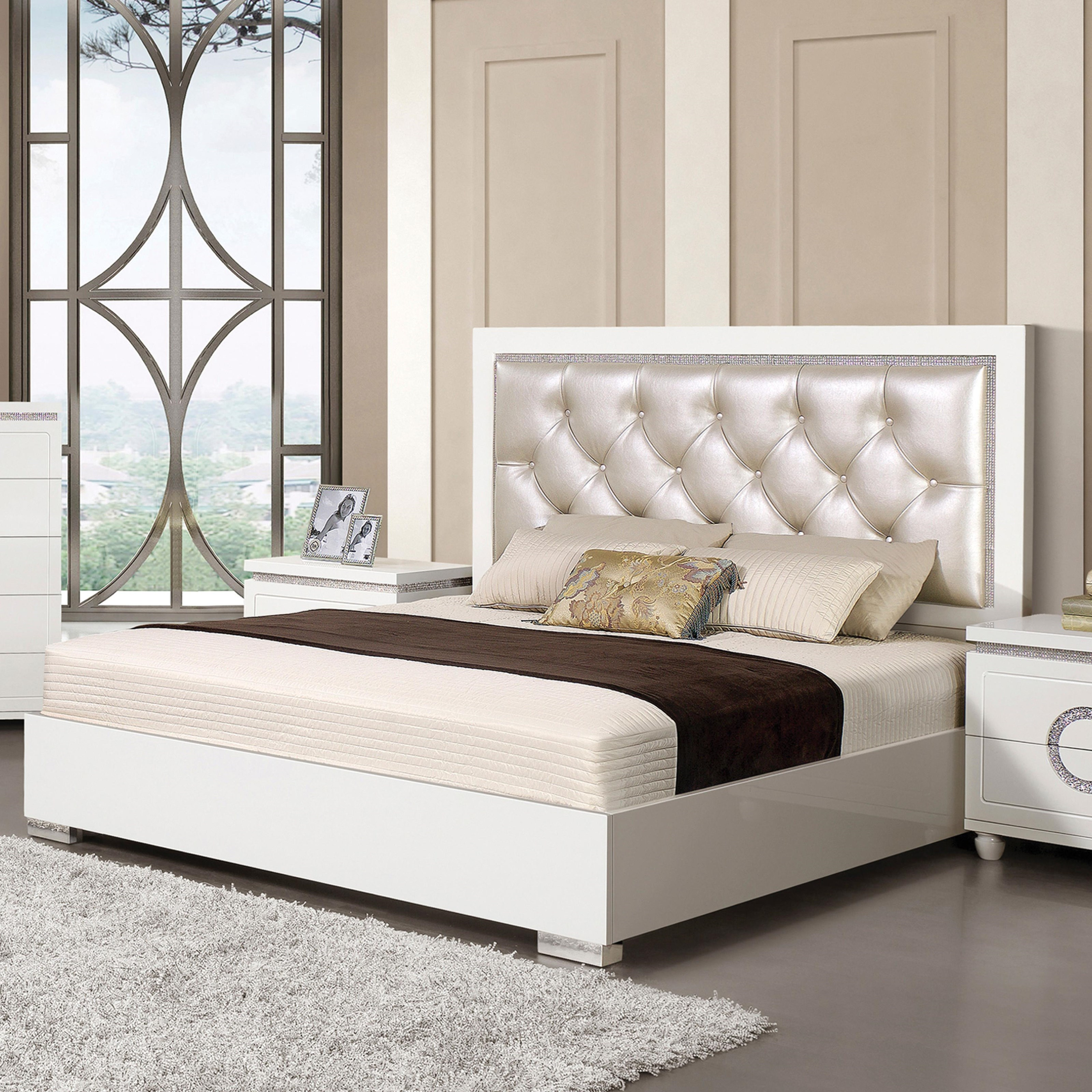 Vivaldi Queen Bed by Acme Furniture at Carolina Direct