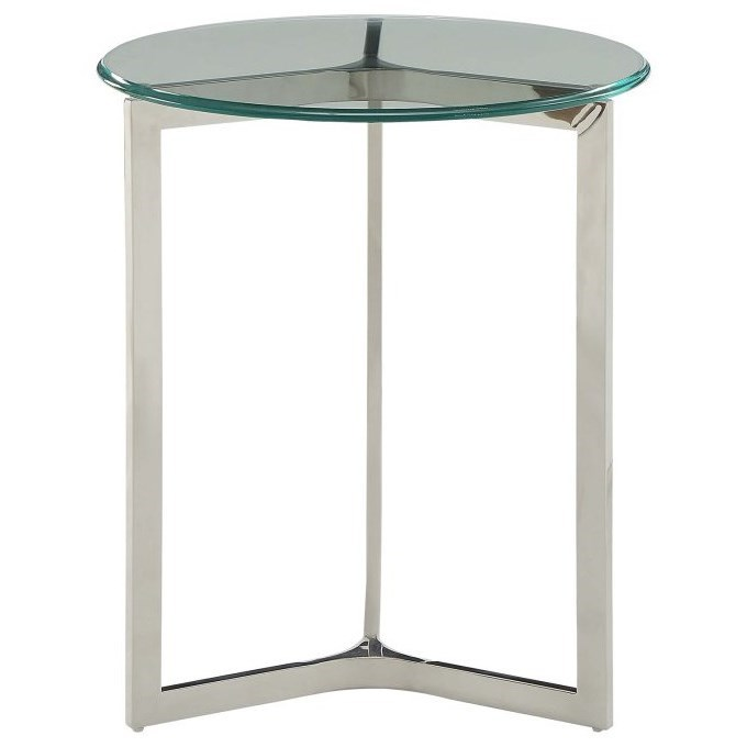 Volusius End Table by Acme Furniture at Carolina Direct