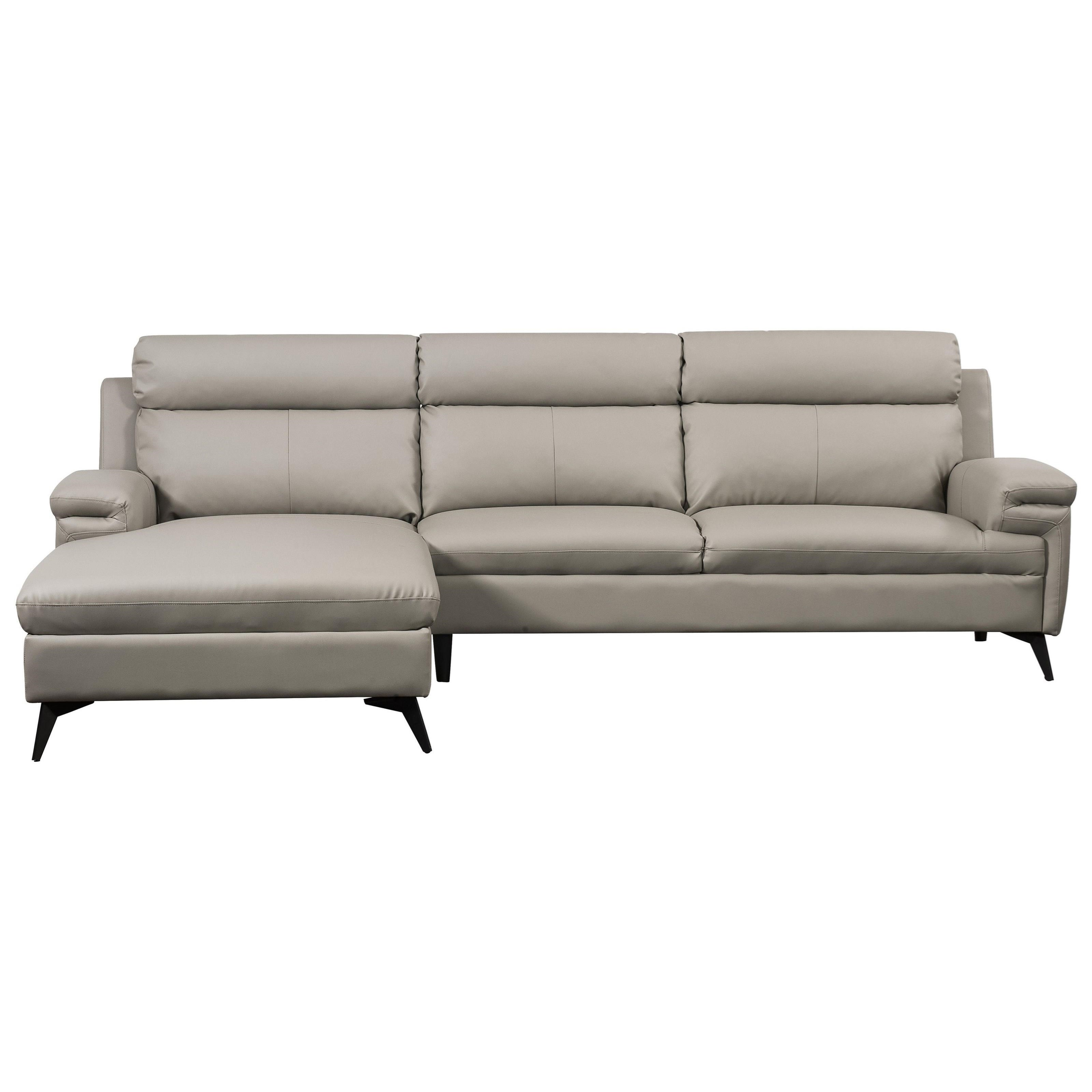 Werner Sectional Sofa by Acme Furniture at A1 Furniture & Mattress