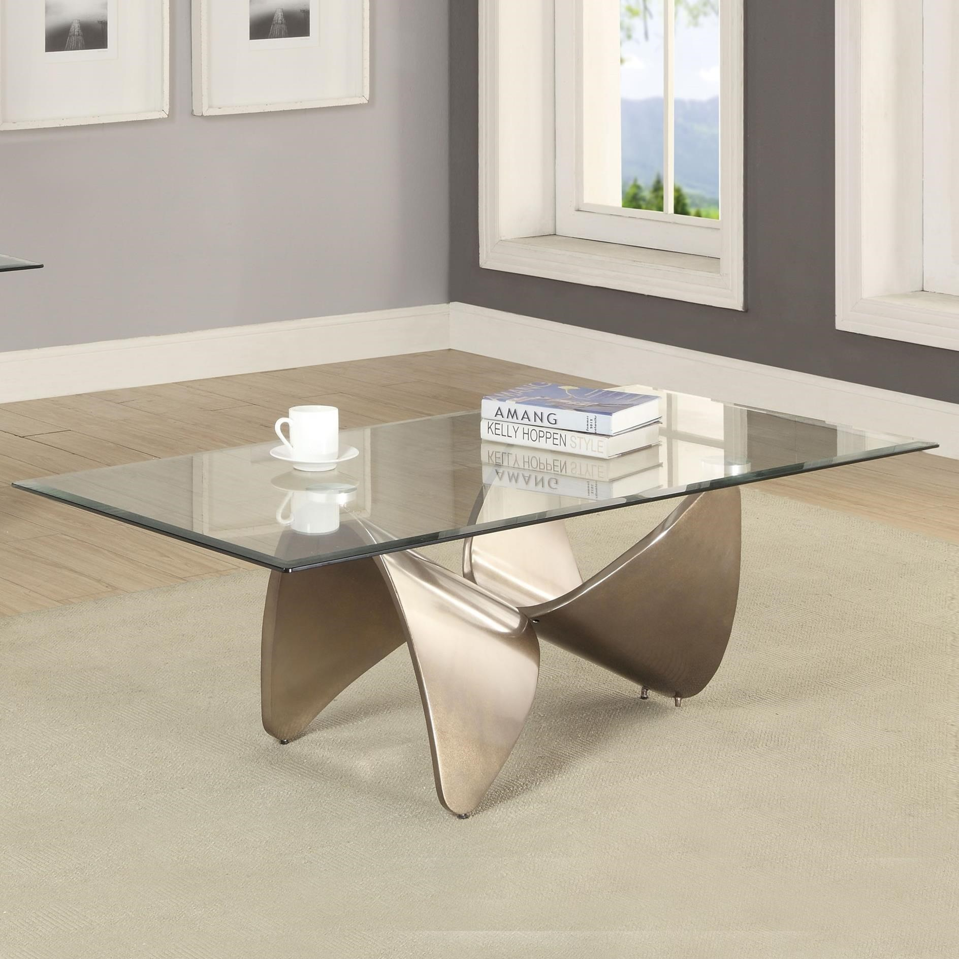 Widforss Coffee Table by Acme Furniture at Carolina Direct