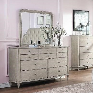 Wynsor II Dresser & Mirror Set by Acme Furniture at Carolina Direct