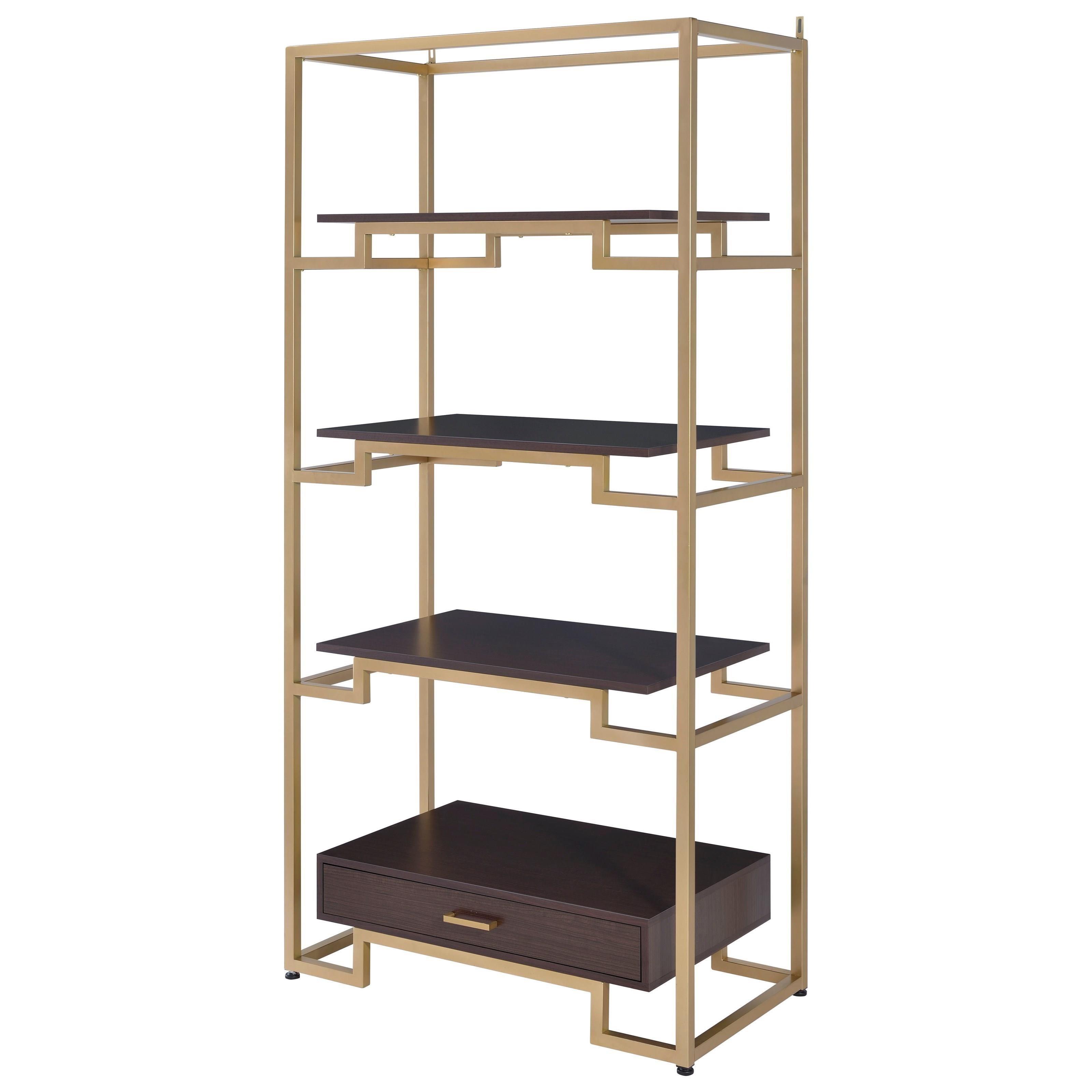 Yumia Bookshelf by Acme Furniture at Carolina Direct