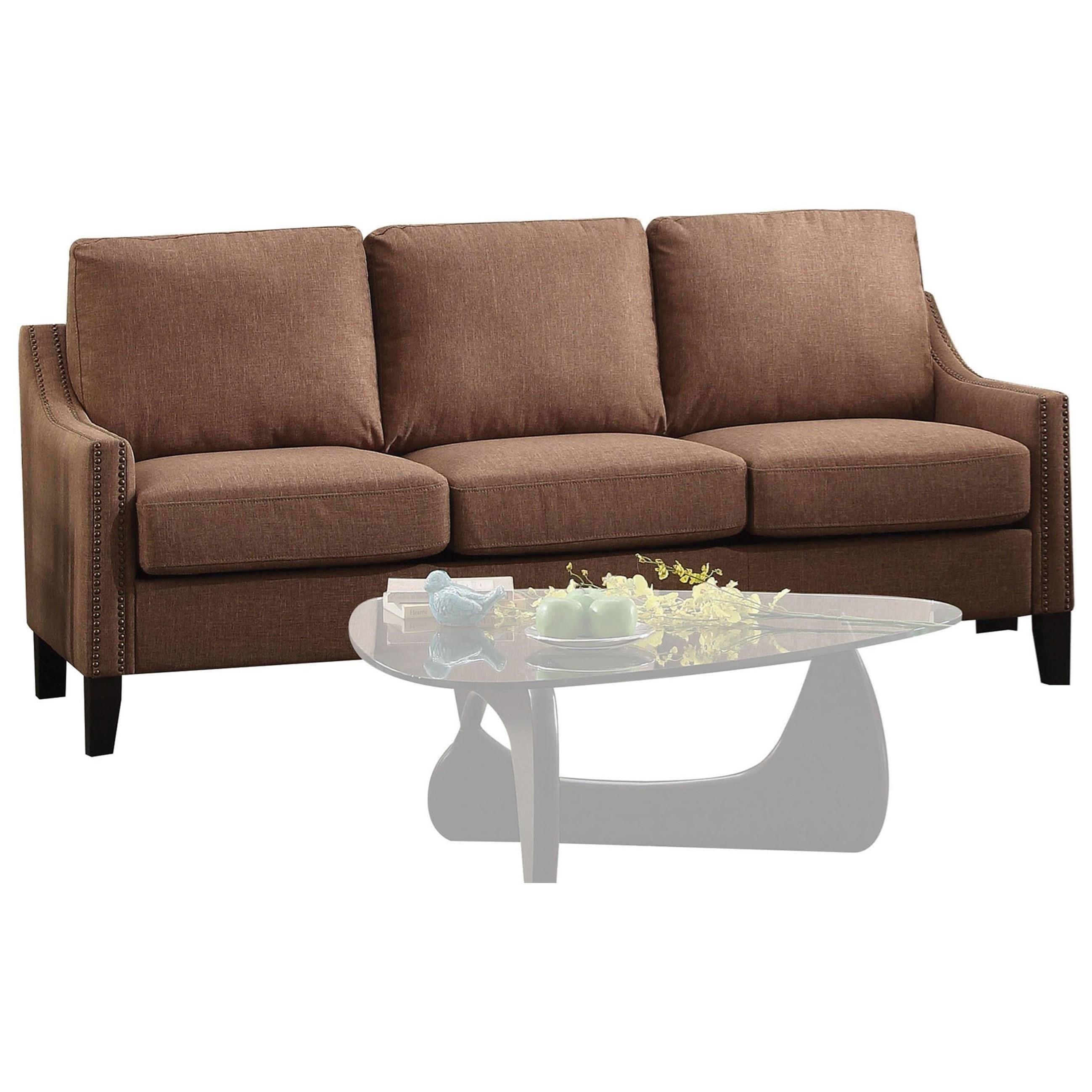 Zapata (Jr) Sofa by Acme Furniture at Corner Furniture