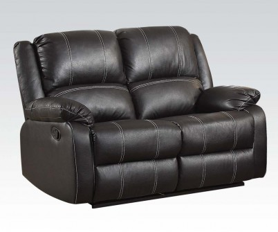Zuriel Motion Loveseat by Acme Furniture at Del Sol Furniture