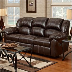 Affordable Furniture 1000 Reclining Sofa