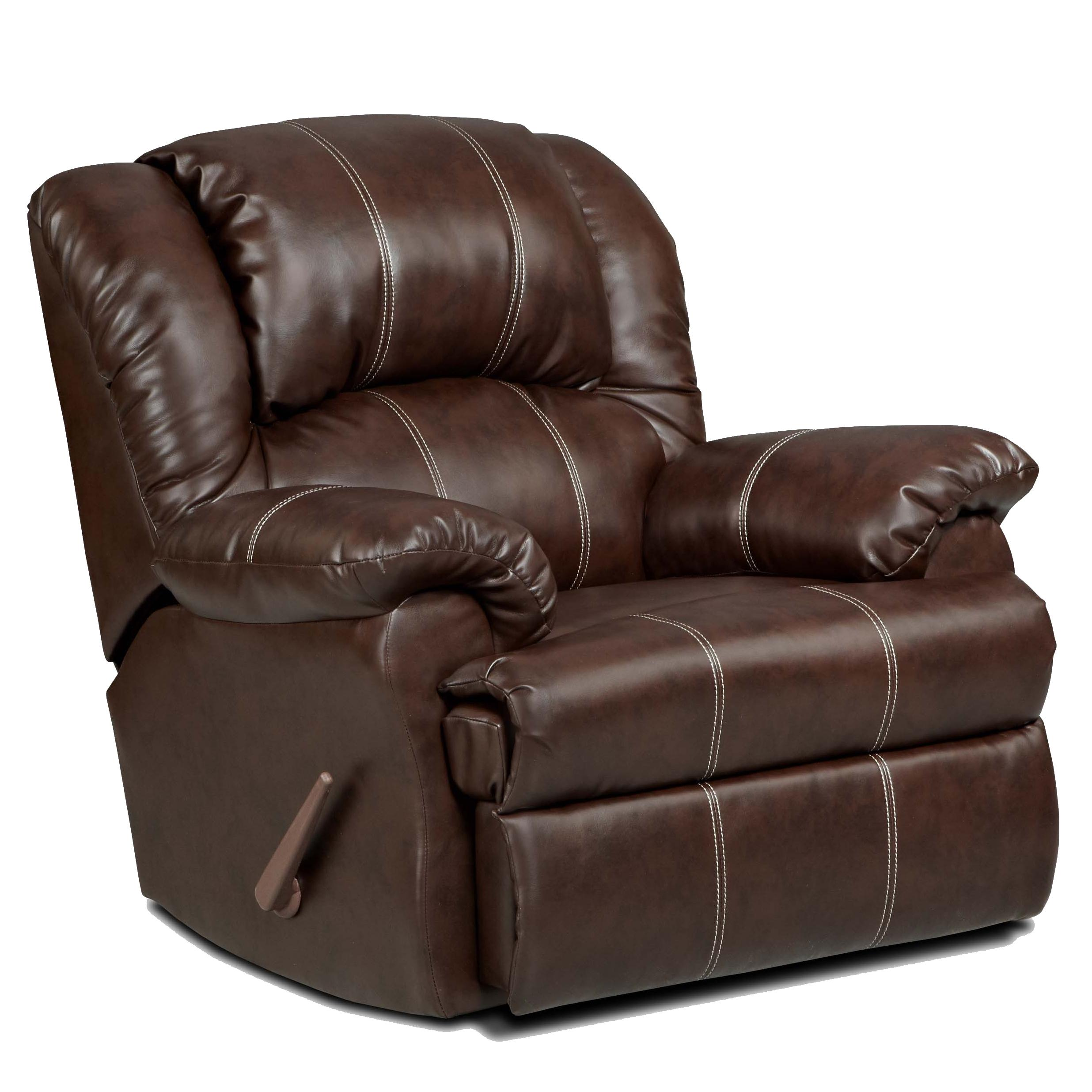 1000 Chaise Rocker Recliner by Affordable Furniture at Wilcox Furniture