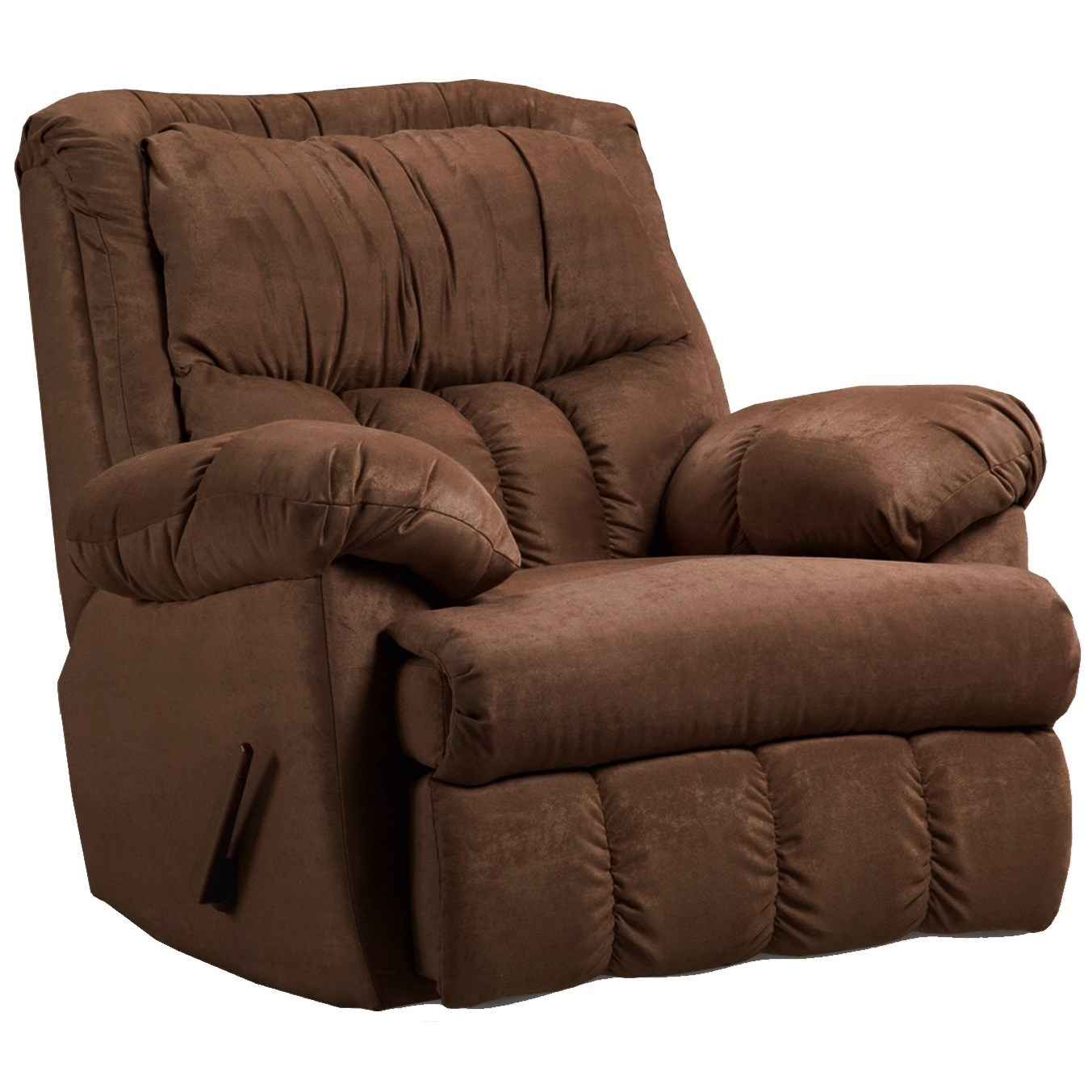 2500 Casual Rocker Recliner  by Affordable Furniture at Wilcox Furniture