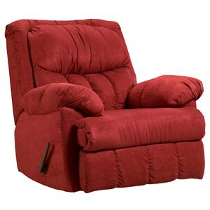 Affordable Furniture Sensations Casual Rocker Recliner