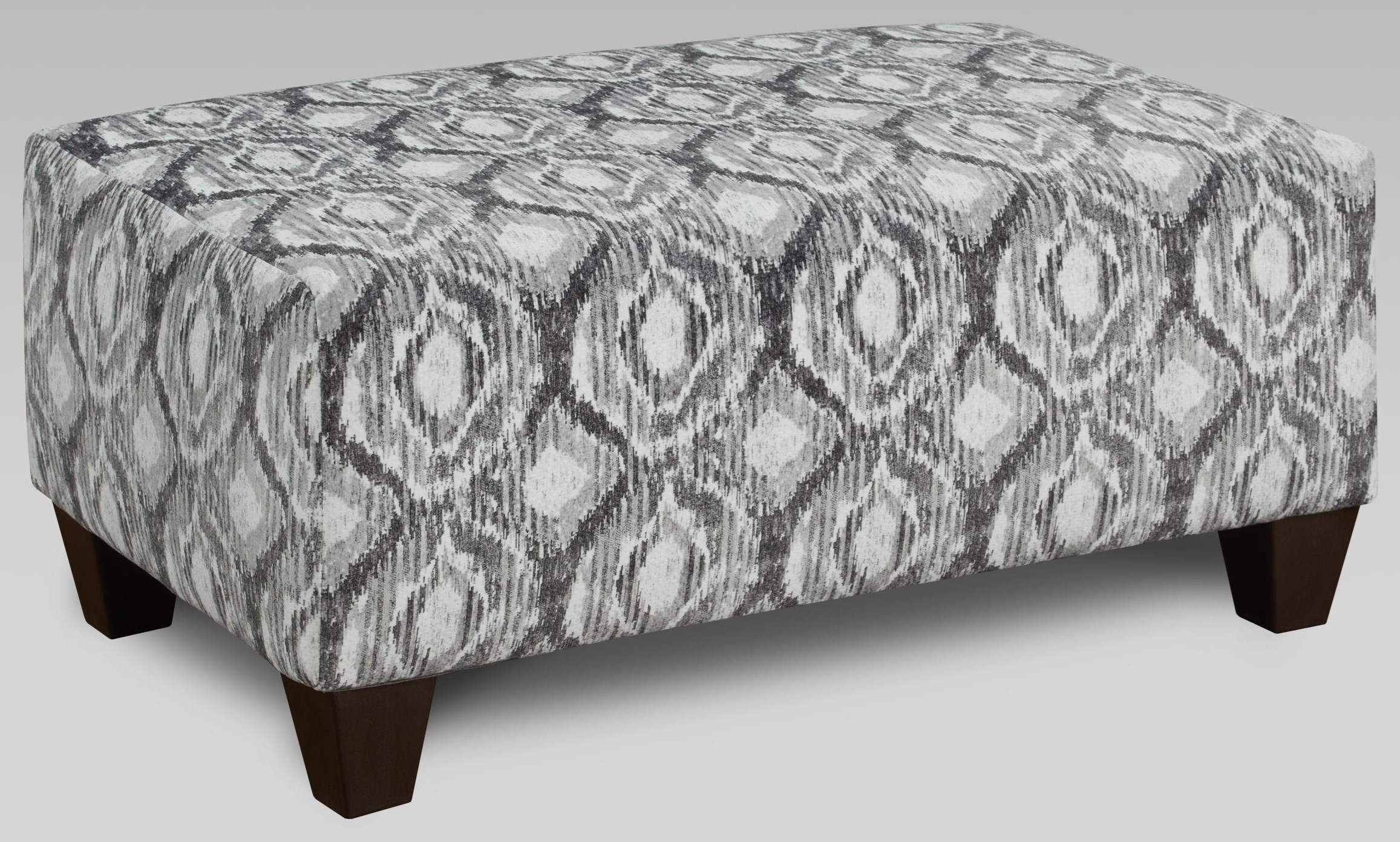 5850 Sectional ACCENT COCKTAIL OTTOMAN by Affordable Furniture at Furniture Fair - North Carolina