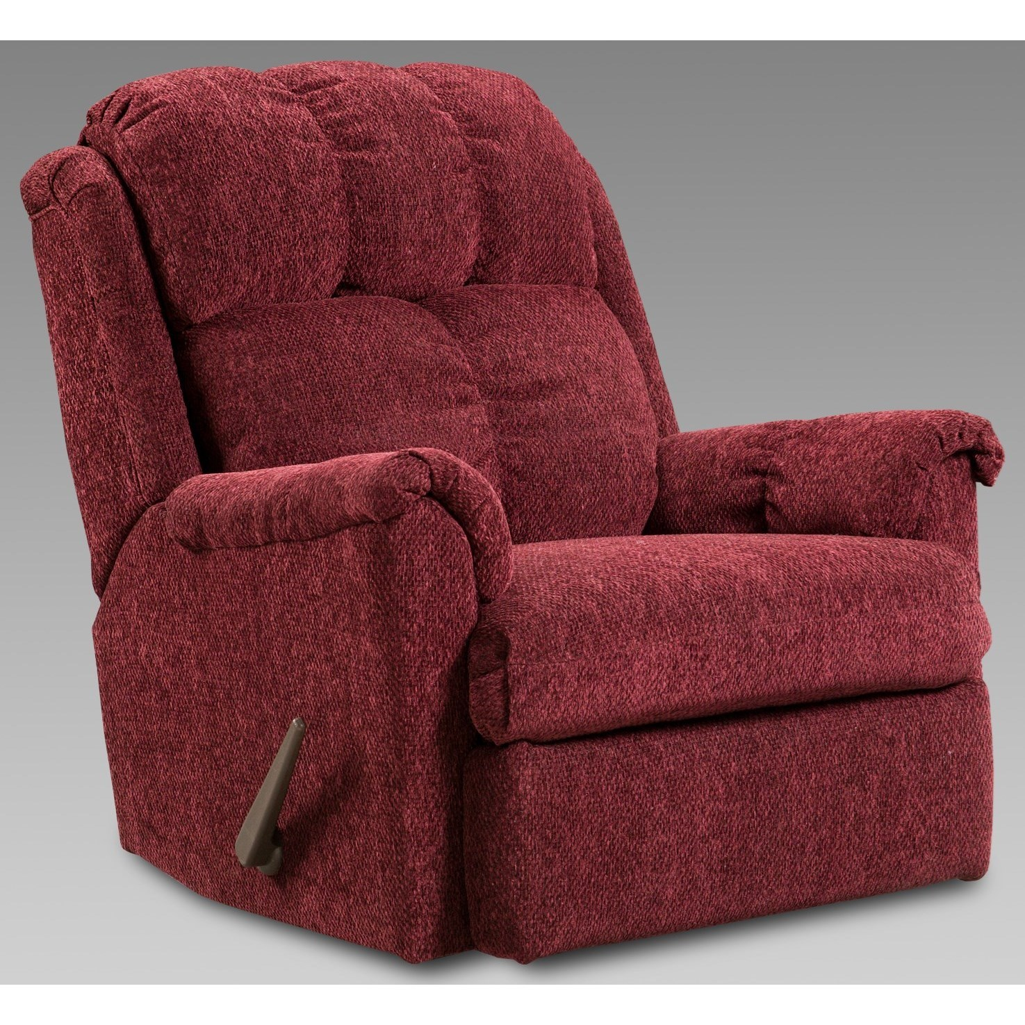 6150 Rocker Recliner by Affordable Furniture at Wilcox Furniture