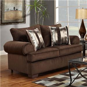 Affordable Furniture 6400 Loveseat
