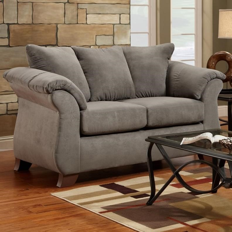 6700 Loveseat by Affordable Furniture at Wilcox Furniture