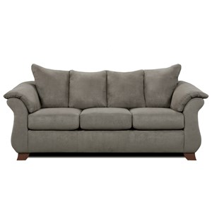 Three Seat Queen Size Sleeper Sofa