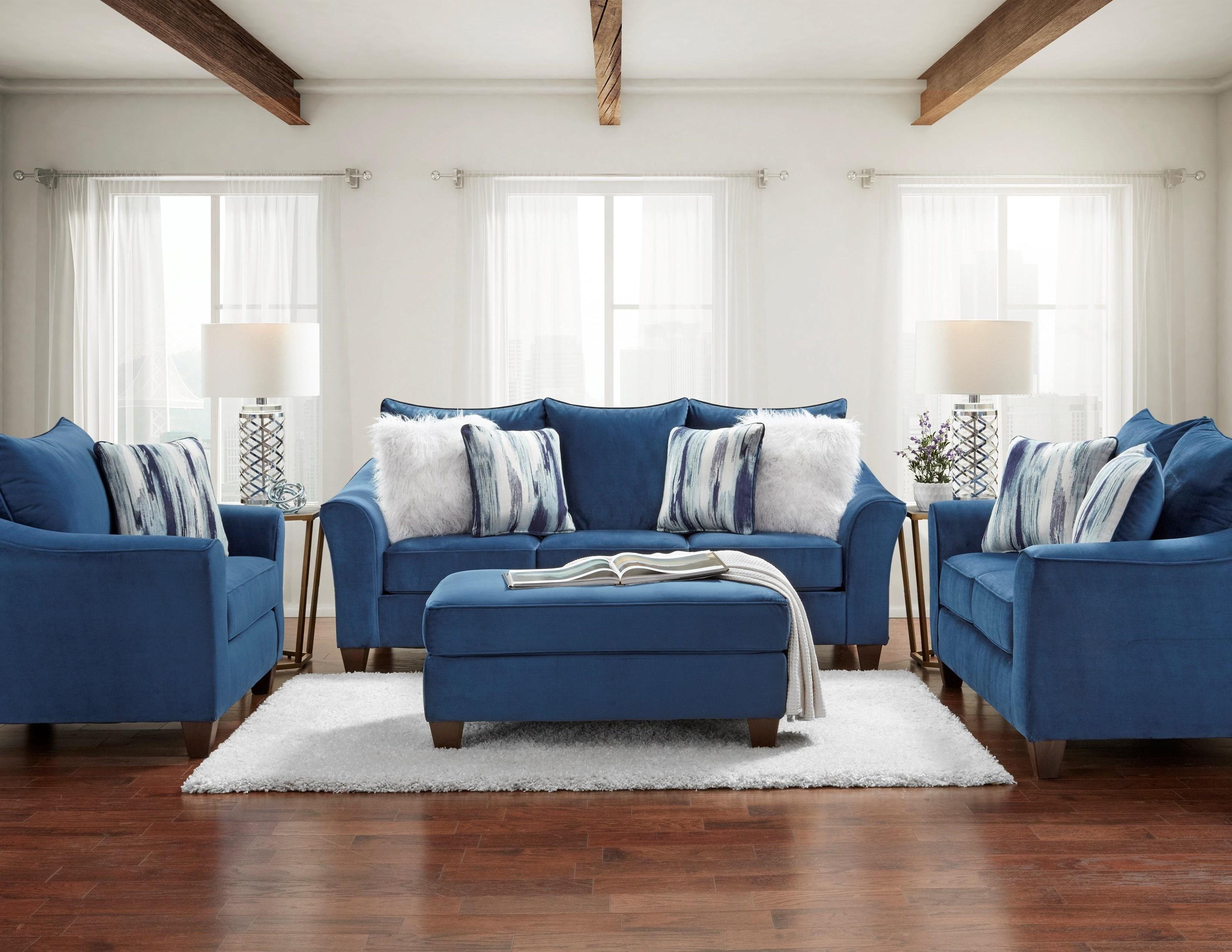 7700 7700 NAVY GROUP by Affordable Furniture at Furniture Fair - North Carolina
