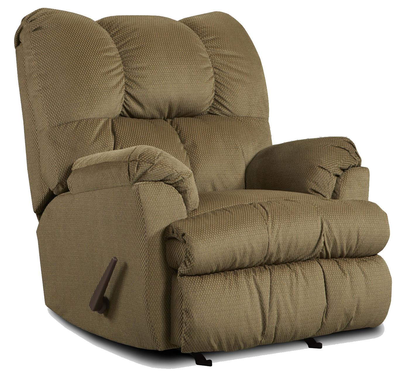 Moab Rocker Recliner by Affordable Furniture at Wilcox Furniture