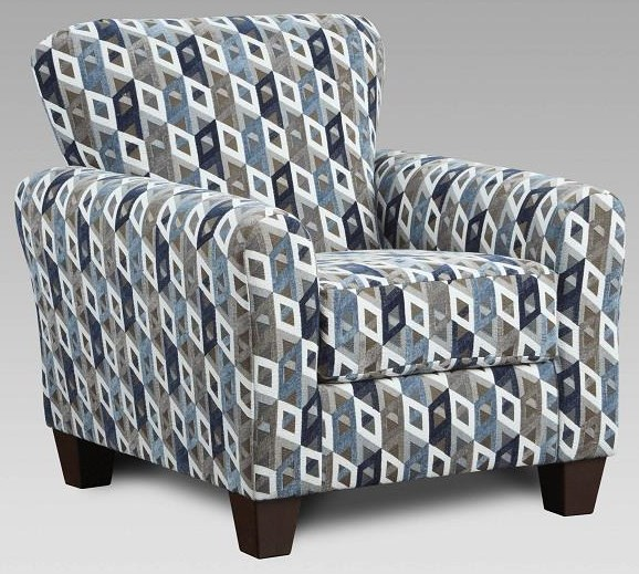 9001 Accent Chair by Affordable Furniture at Furniture Fair - North Carolina