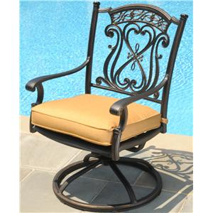 Agio Amalfi Swivel Rocker